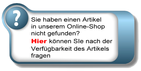 shop anfrage